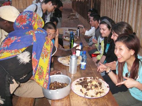 gambella-dinner